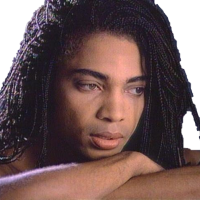 Sign your name Terence Trent D'Arby