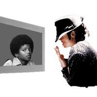 Michael Jackson Man in the mirror