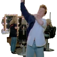 Rick Astley take me to your heart